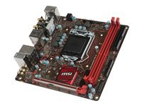 MSI H270I GAMING PRO AC - carte-mère - mini ITX - Socket LGA1151 - H270
