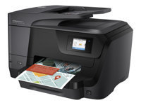HP Officejet Pro 8715 All-in-One - imprimante multifonctions - couleur