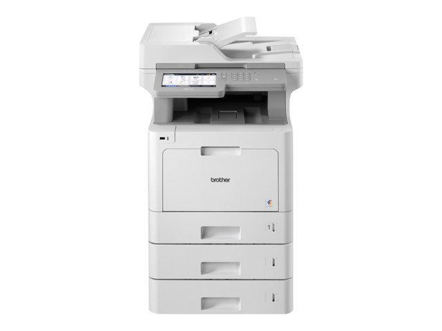 Brother MFC-L9570CDW - imprimante multifonctions - couleur