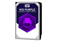 WD Purple Surveillance Hard Drive WD40PURZ - disque dur - 4 To - SATA 6Gb/s