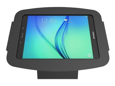 "Compulocks Space 45° Galaxy Tab A 10.1"" Wall Mount / Counter Top Kiosk Black - kit de montage"