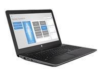 HP ZBook 15 G4 Mobile Workstation - 15.6