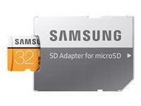 Samsung EVO MB-MP32GA - carte mémoire flash - 32 Go - microSDHC UHS-I