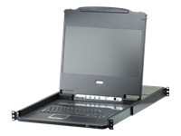 ATEN CL6708MW - console KVM - Full HD (1080p) - 17.3
