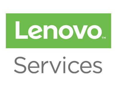 Lenovo On-Site + Premier Support - contrat de maintenance prolongé - 3 années - sur site