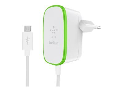 Belkin Home Charger with hardwired cable adaptateur secteur