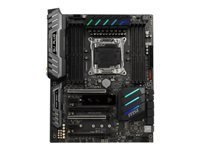 MSI X299 SLI PLUS - carte-mère - ATX - LGA2066 Socket - X299