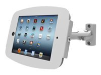 Compulocks Space Swing Arm iPad 9.7 Wall Mount White - montage mural