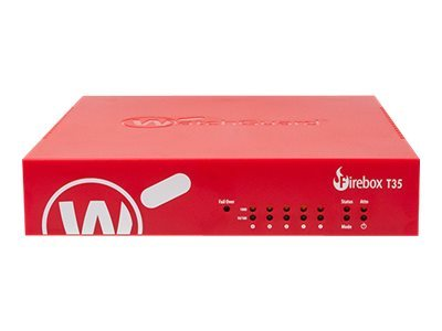 WatchGuard Firebox T35-W - dispositif de sécurité - avec 1 an de suite de Security de base