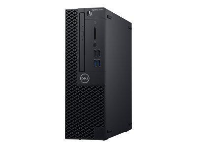 Dell OptiPlex 3060 - SFF - Core i5 8500 3 GHz - 8 Go - 128 Go