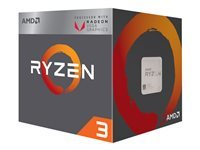 AMD Ryzen 3 2200G - Quad core - 3,5 GHz - Socket AM4