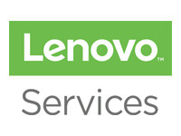 Lenovo On-Site - contrat de maintenance prolongé - 4 années - sur site