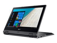 "Acer TravelMate Spin B1 TMB118-G2-R-C396 - 11.6"" - Celeron N4100 - 4 Go RAM - 500 Go HDD - French"