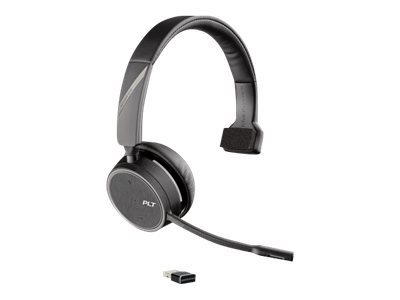Plantronics Voyager 4210 USB-A - micro-casque