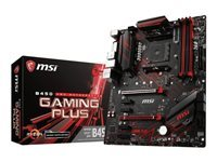 MSI B450 GAMING PLUS - carte-mère - ATX - Socket AM4 - AMD B450