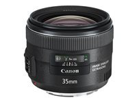Canon EF objectif grand angle - 35 mm