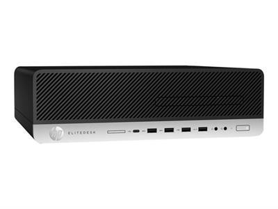 HP EliteDesk 800 G3 - SFF - Core i5 7500 3.4 GHz - 8 Go - 256 Go