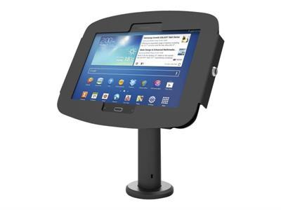 "Compulocks Rokku Rise Galaxy Tab A 10.1"" Counter Top Kiosk 8"" - Black - kit de montage"