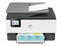 HP Officejet Pro 9010 All-in-One - imprimante multifonctions - couleur