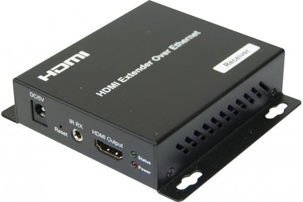 Récepteur HDMI® sur IP