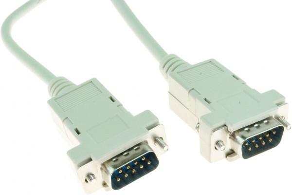 Cable assemble DB9M/M 1.8M