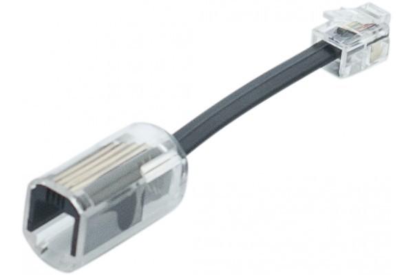 Adaptateur Anti-Enroulement Avec Cable De 3 Cm