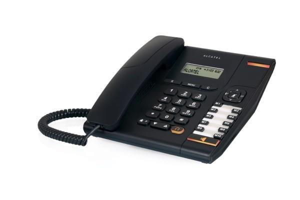 Alcatel Temporis 580 téléphone LCD avec prise casque
