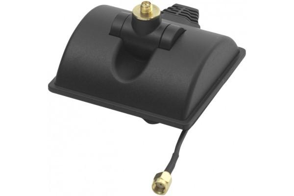 Socle Magnetique Pivotant 90° Antenne Rp-Sma + Cable 1M