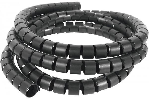 Organisateur Cables Noir Bobine 30M