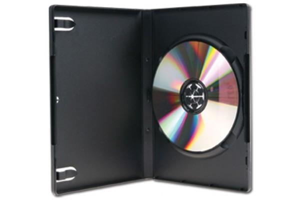 Boitier Dvd Std Noir 1 Dvd Pack 5