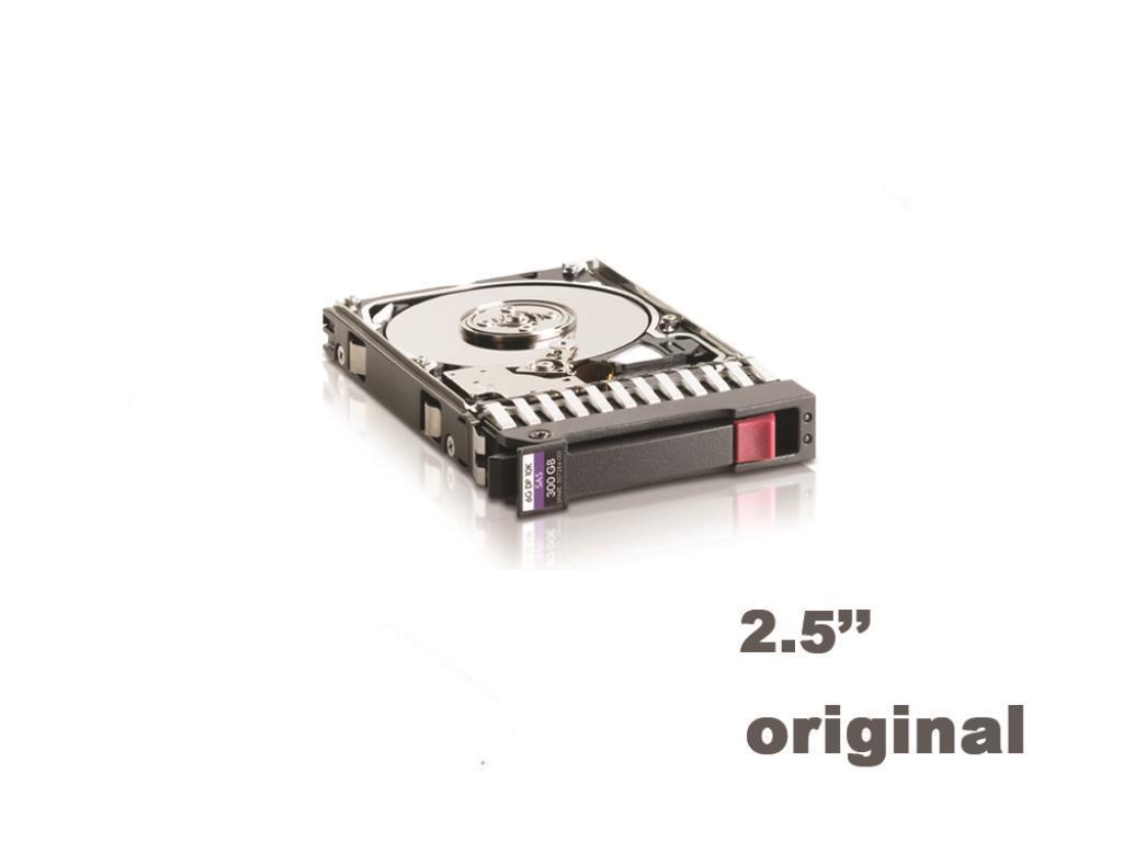 HPE Dual Port - disque dur - 146 Go - SAS 6Gb/s