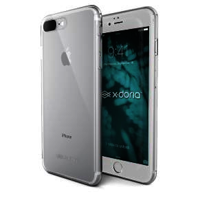 XDORIA Coque Defense 360 Glass pour iPhone 7 Plus - Clear_