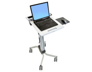 Chariot pour ordinateur portable Neo-Flex®