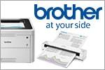Profitez des offres Brother : Jusqu'à 100€ remboursés !