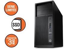 Hp Z440 - Weon E5 - 16 Go - SSD 512 Go - FirePro W5100