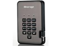 iStorage Disque dur sécurisé IS-DAP2-256-1000-C-G