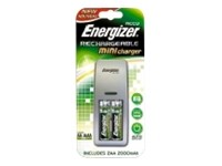 Energizer Duo Charger - chargeur de batteries - type AA - NiMH x 2