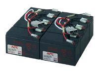 APC Replacement Battery Cartridge #12 - batterie d'onduleur - Acide de plomb