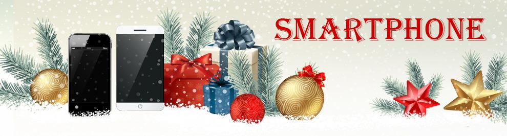 Découvrez notre sélection de smartphones pour Noël
