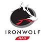 Ironwolf Logo NAS