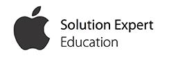 Apple Solution Expert Education