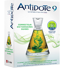 Druide Antidote 9 box