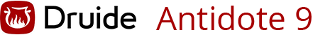Logo Druide Antidote 9