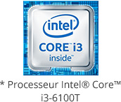 Intel Core i3 Inside