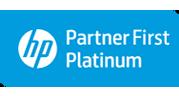 Logo HP Partner First Platinum