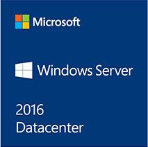 Windows Server 2016 Datacenter
