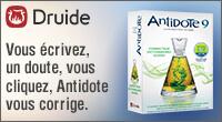 Antidote vous corrige
