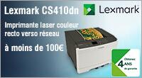 ULexmark CS410dn