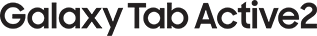 Galaxy tab active Logo