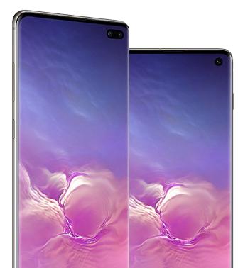 Gamme Samsung Galaxy S10